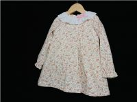 *SALE* Winter Arrival Gorgeous Baby Girl Spanish Floral Long Sleeve Dress